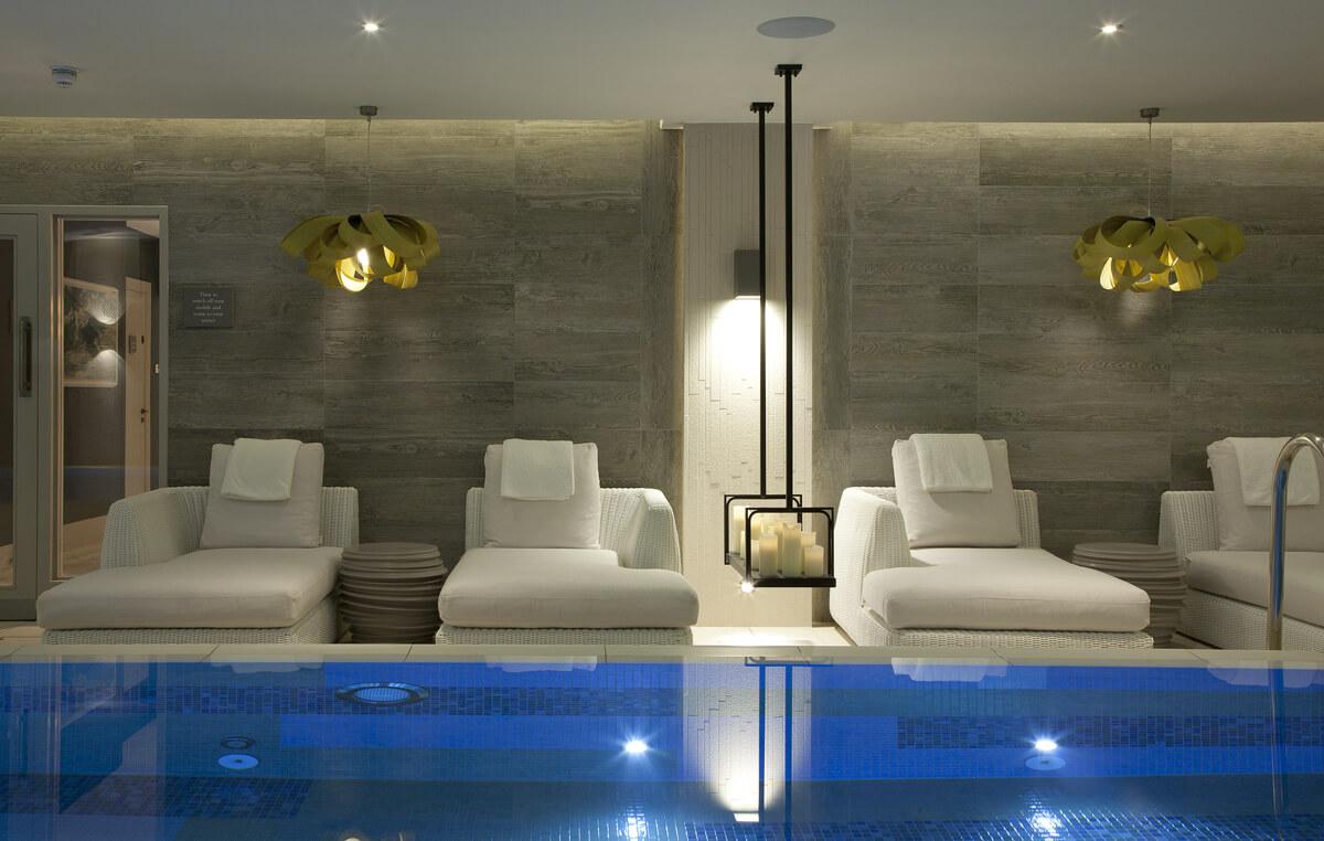 Sparcstudio design for Wellness hotel design