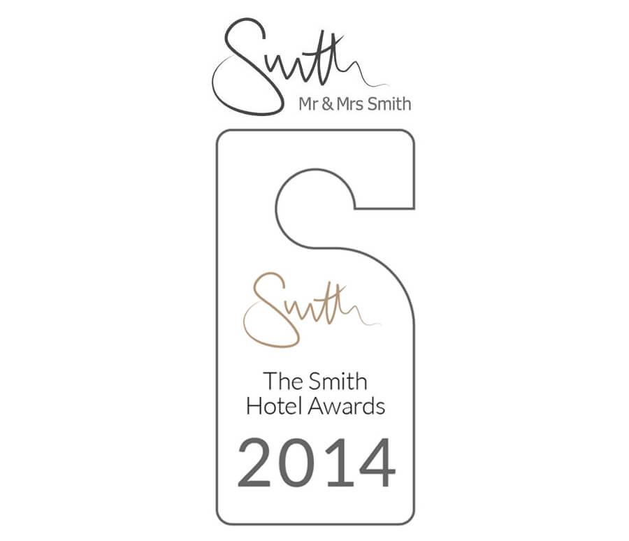 Mr & Mrs Smith Awards - winner - Sparcstudio