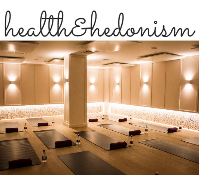 Health and Hedonism - Third Space Tower Bridge - yoga studio