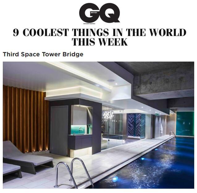 GQ magazine - Sparcstudio